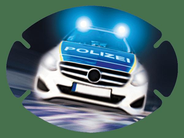 augenpflaster-motiv-polizeiauto