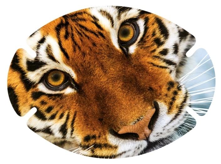 augenpflaster-motiv-tiger