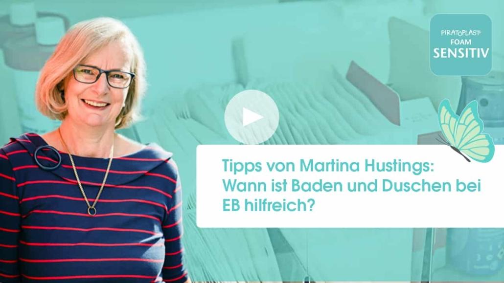 Videoteaser Martina Hustings Duschen