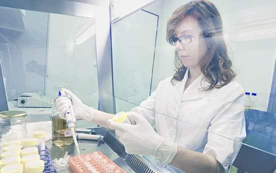 Forschung zur Behandlung von Epidermolysis bullosa