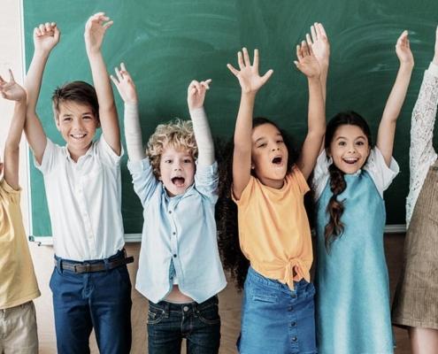 Inklusion in der Schule – Ein Grundschulkind mit Schmetterlingskrankheit