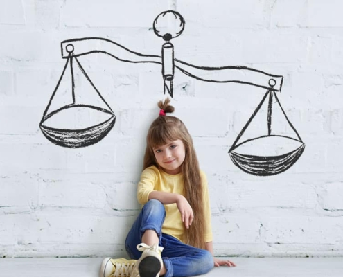 Schmetterlingskinder haben ein Recht auf integrative oder inklusive Beschulung