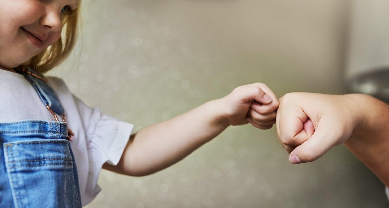 Den Kindern die Möglichkeit geben um aktiv zu sein