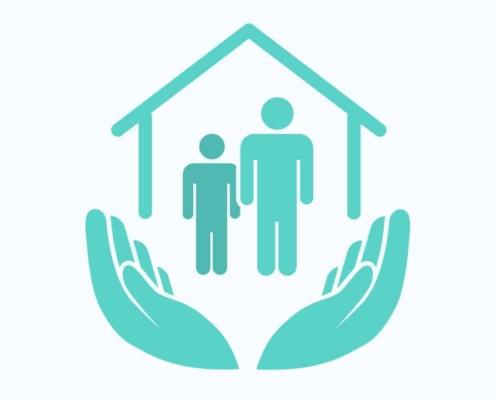 Nachsorgezentren, Frühförderstellen und sozialpädiatrische Zentren für Menschen mit Epidermolysis bullosa